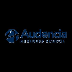logo audencia business school